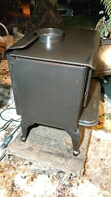 Pacific Vista Classic Alderlea T4 Wood Stove - Ready to burn baby burn! Classic Stoves Fireplaces