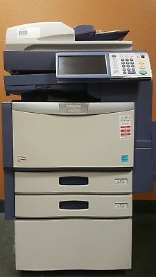 Toshiba E-studio 3040c Color Copier Business Copier 30ppm
