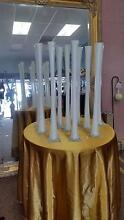 BRAND NEW Tall Centrepiece Vases Alberton Port Adelaide Area Preview