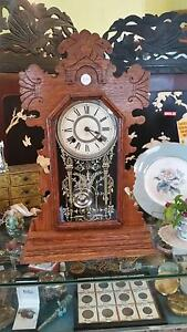 Ansonia mantle clock Maldon Mount Alexander Area Preview