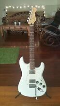 """2011 Mexican """"Baby Blue"""" Fender Stratocaster + VOX Mini 3 Amp Southport Gold Coast City Preview"""