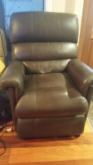 Electronic Reclining Armchair Mount Riverview Blue Mountains Preview