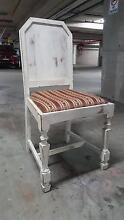 Shabby chic distressed chair Homebush West Strathfield Area Preview