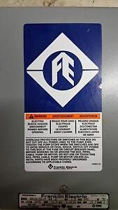 Franklin Electric 1.5w (2hp) Single Phase Control Box Kelmscott Armadale Area Preview