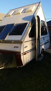 2001 Avan Aliner Caravan Camper Parkes Parkes Area Preview