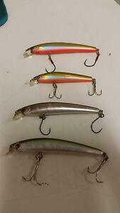 Fishing Lures: Smith, lucky craft, evergreen, yo-zuri, atomic etc Kangaroo Point Brisbane South East Preview