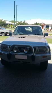 1998 Nissan Patrol Wagon Leanyer Darwin City Preview
