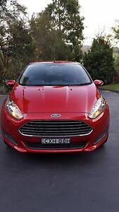 2014 Ford Fiesta Hatchback Kiama Kiama Area Preview