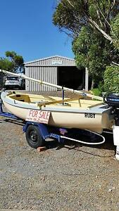 Fabulous sail boat for sale....... You'll love it! Nairne Mount Barker Area Preview