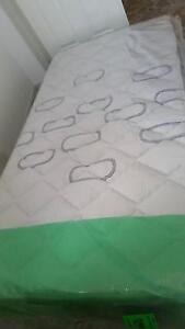 Flexi zone contour mattress only - King single Taylors Lakes Brimbank Area Preview