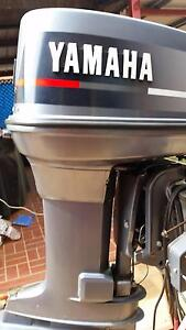 YAMAHA 115HP V4 1.7LITERS OUTBOARD MOTOR Caboolture Caboolture Area Preview