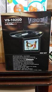 """VS-1020D 10.2"""" Flip Down Monitor with DVD combo Canley Vale Fairfield Area Preview"""