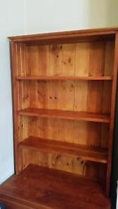 Timber bookcase Woolloomooloo Inner Sydney Preview