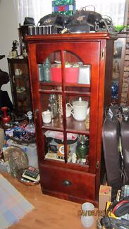 Two Custom Made Pine Cabinets in Excellent Condition $165 ea