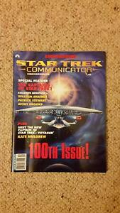 Vintage Star Trek magazines from Official  Fan Club (2 editions) Canberra City North Canberra Preview