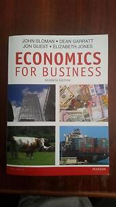 Economics for Business textbook Bayswater Bayswater Area Preview