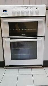 DUAL OVEN - Euromaid ceramic cook top and ovens Kogarah Rockdale Area Preview