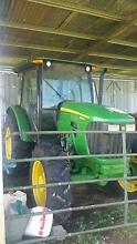 100hp 5101E JD Cab Tractor Warwick Southern Downs Preview