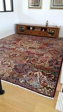 GENUINE FINE LAMBS WOOL PERSIAN RUG Palm Beach Gold Coast South Preview