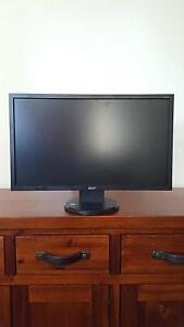 "3 x Computer monitors. Acer 24"", Kogan 24"" and Benq 22"" Oaklands Park Marion Area Preview"