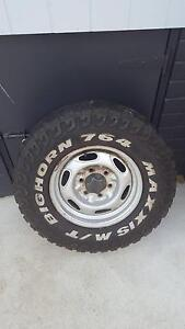 Pk Ford Ranger wheels and tyres Sorell Sorell Area Preview