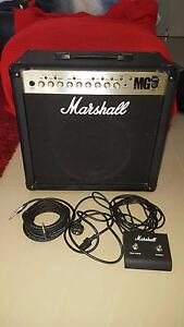 Marshall MG50FX - Like Brand New Edmonton Cairns City Preview