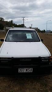 1989 Holden Rodeo Ute Stuart Townsville City Preview