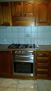 Electrolux oven and stove top Glendenning Blacktown Area Preview