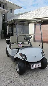 G29 Yamaha Golf Cart Robina Gold Coast South Preview