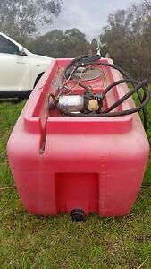 200 litre 12 volt pressure sprayer Glen Aplin Southern Downs Preview