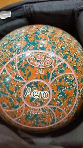 Aero lawn bowls 3H Stamped 23 Campbelltown Campbelltown Area Preview
