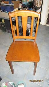 6X Solid Timber Dining Chairs Toowoomba Toowoomba City Preview