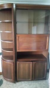 2 Piece Chiswell Corner and Bar/Display Unit Oatley Hurstville Area Preview