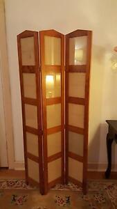 Photo Folding Room Divider Screen - 3 Panels Elwood Port Phillip Preview