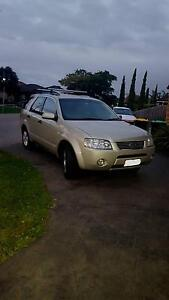 2006 Ford Territory Wagon Taylors Hill Melton Area Preview