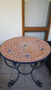 Outdoor Ceramic Table South Perth South Perth Area Preview