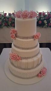 Cakes for Weddings Mount Waverley Monash Area Preview