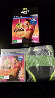PS3 Zumba - Playstation Move