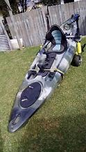 3.8 mtr kayak with 55lb motor San Remo Wyong Area Preview