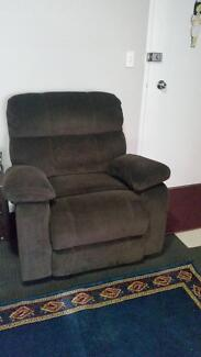 ALMOST BRAND NEW Dark Brown 5 Seater Recliner Sofa for SALE!! Westmead Parramatta Area Preview