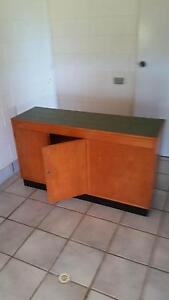 ex police station desk from the outback Lissner Charters Towers Area Preview