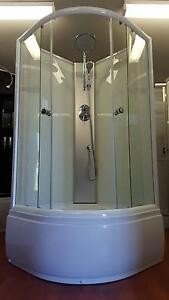 NEW SHOWER SCREEN ENCLOSURE BATHROOM TUB CUBICLE - H8226w (90) Chipping Norton Liverpool Area Preview