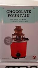 Chocolate Fountain x 2 Merrimac Gold Coast City Preview