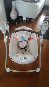 Our Secret Garden Pacific Baby Swing New Farm Brisbane North East Preview