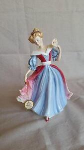 """Royal Doulton Figurine  """"Amy""""  1991  Figure of the Year Gympie Gympie Area Preview"""