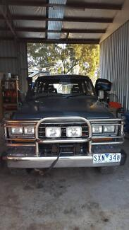 1988 Toyota LandCruiser Wagon 12HT - P.T.O WINCH - HIGH ROOF Metung East Gippsland Preview