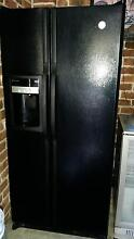 fridge freezer side by side with auto ice maker Richmond Hawkesbury Area Preview