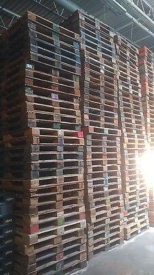 Heavy Duty Wooden Pallets 44 56 X 5