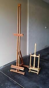 Adjustable Timber Easels Duncraig Joondalup Area Preview