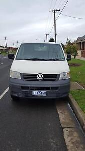 2007 Volkswagen Transporter Melbourne CBD Melbourne City Preview